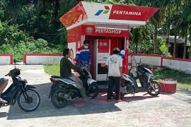 Pertamina resmikan dua Pertashop di Kabupaten Kepulauan Mentawai