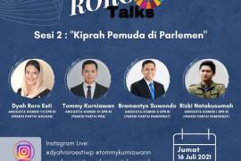 Dyah Roro nilai tingkat keterwakilan pemuda di parlemen belum optimal