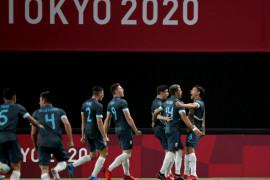 Olimpiade Tokyo, Argentina bekuk Mesir 1-0 di laga lanjutan Grup C
