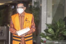 Gubernur non aktif Sulsel Nurdin Abdullah dibolehkan keluar rutan KPK untuk berobat