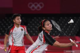 Ganda Greysia/Apriyani melaju ke semifinal Olimpiade Tokyo