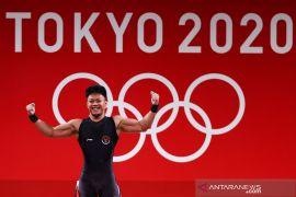 Olimpiade Tokyo - Rahmat sumbang perunggu, tiga tunggal bulu tangkis melaju