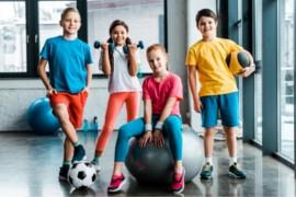 Alasan penting anak usia sekolah 5-12 tahun wajib bergerak aktif
