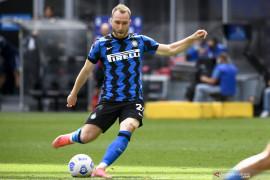 Christian Eriksen akan segera menjalani tes medis di Inter Milan