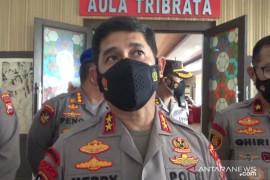Densus 88 Polri tangkap seorang terduga teroris di Makassar