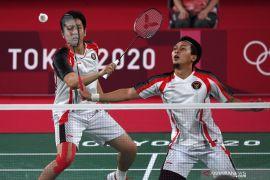The Daddies ditundukkan Lee/Wang di semifinal Olimpiade Tokyo