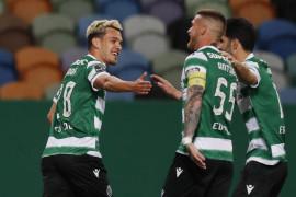 Sporting Lisbon juara Piala Super Portugal setelah tekuk Sporting Braga 2-1