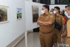 Tanah Datar gelar pameran foto promosikan objek wisata ditengah pandemi