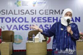 Anggota DPR RI harapkan masyarakat awasi vaksinasi booster
