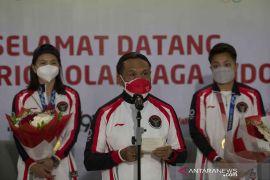 Menpora : Presiden Jokowi akan terima kedatangan tim Olimpiade Tokyo di Istana