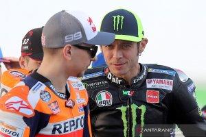 Valentino Rossi ungkap momen terbaiknya bersama Jorge Lorenzo