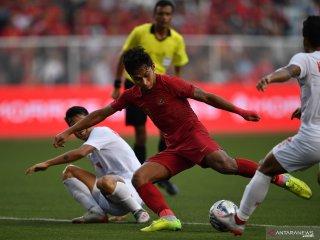 Menang dramatis dari Myanmar 4-2,  Indonesia melaju ke final SEA Games