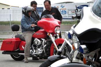 Solo sambut varian baru Harley-Davidson