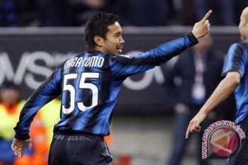 Inter Milan tundukkan Pordenone lewat adu penalti