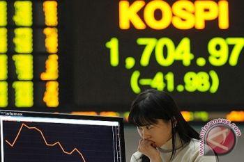 Bursa saham Seoul berakhir naik 0,25 persen