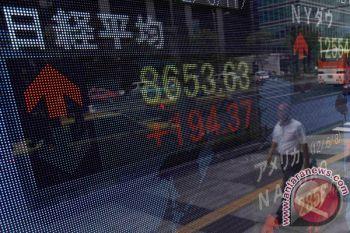 Bursa saham Tokyo dibuka sedikit menguat