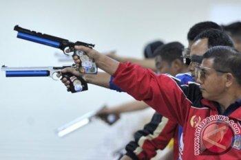 Petembak Indonesia fokus kuatkan mental bertanding