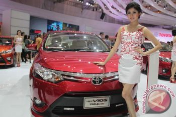 Toyota Indonesia belum berencana luncurkan Vios dalam waktu dekat