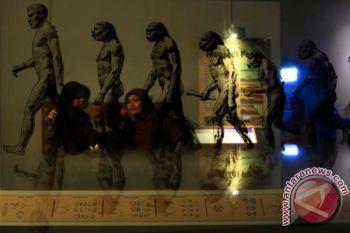 Telah ditemukan fosil manusia dan binatang purba Zaman Es