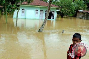 Ratusan rumah di Aceh selatan terendam banjir
