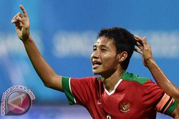 Milla tetap bawa Evan Dimas ke Singapura