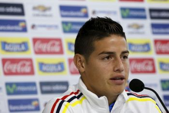 James kembali masuk tim inti Kolombia hadapi Polandia