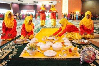 Festival Saprahan meriahkan HUT Pontianak ke-247