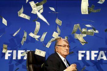 Jubir FIFA: Blatter hadiri pertandingan Piala Dunia bukan bagian pelarangan