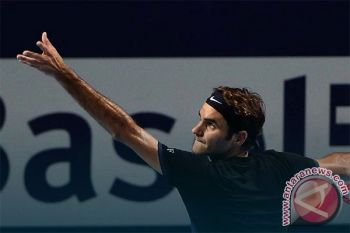 Federer kalahkan Gasquet untuk maju ke putaran keempat Australia Terbuka