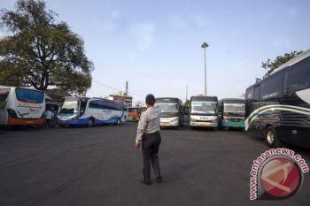 32.000-an penumpang ke Jakarta melalui Terminal Kalideres