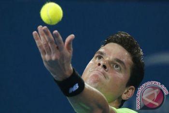 Raonic tersingkir di putaran pertama Australia Terbuka