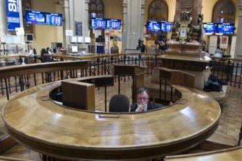 Bursa Spanyol ditutup menguat 0,24 persen