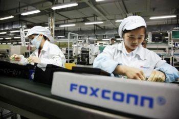 Foxconn produksi 26 juta ponsel di Guiyang