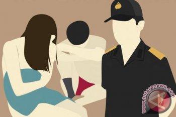 Satpol PP amankan 1 wanita dan 3 pria diduga akan berbuat mesum