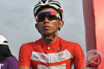 Dadi mulai nyaman dengan tim baru untuk Tour de Indonesia