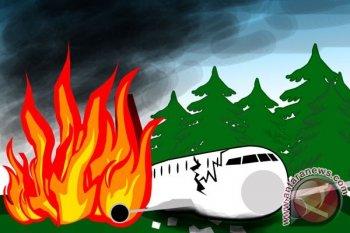Hercules yang memadamkan kebakaran Australia jatuh, 3 orang tewas