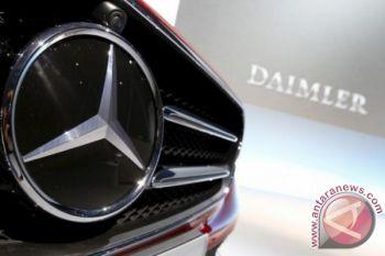 Daimler naikkan produksi Mercedes-Benz menjadi 3 juta unit per tahun