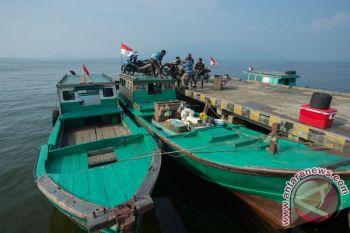 Nelayan Bintan dapat bantuan 108 kapal motor