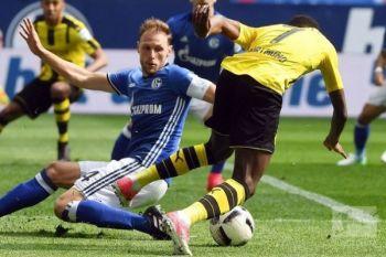 Schalke sia-siakan keunggulan dua gol saat dijamu Cologne