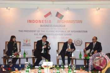 Business Dialogue Indonesia-Afghanistan