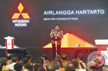 Peresmian Pabrik PT Mitsubishi Motors Krama Yudha Indonesia