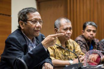 Prof Mahfud MD tidak setuju hak imunitas DPR