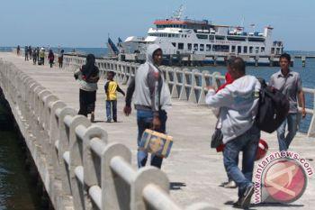 KMP Teluk Sinabang kembali berlayar