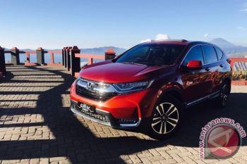 Penjualan Honda CR-V generasi terbaru meningkat dua kali lipat pada 2017