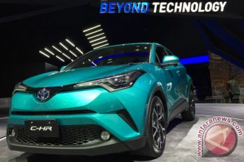 Penjualan mobil hibrida Toyota melonjak di Eropa