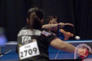 Petenis meja Indonesia siap penuhi target medali