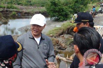 Gubernur Bengkulu sebut jalan rusak banyak milik pemerintah kabupaten