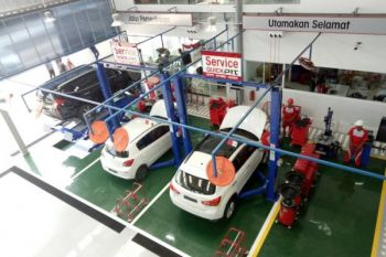 Mitsubishi incar pasar konsumen tambang di Riau