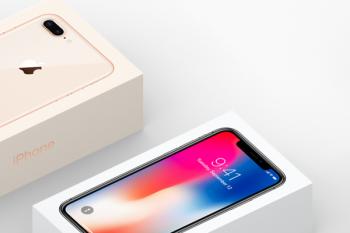 Baterai iPhone meledak setelah digigit