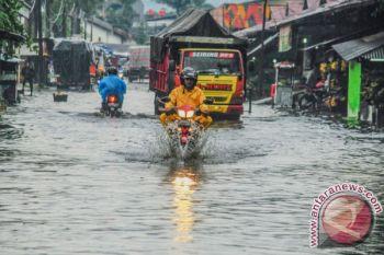 Banjir kepung Kota Bandung